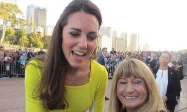 Τρέχουν όλοι για μια… selfie με το πριγκιπικό ζεύγος της Αγγλίας