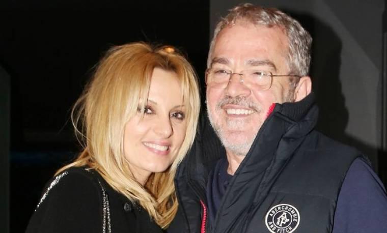 Πέγκυ Ζήνα: «Έφερα στον κόσμο έναν άνθρωπο και ο Γιώργος είναι πια καλύτερα από ποτέ στην υγεία του»