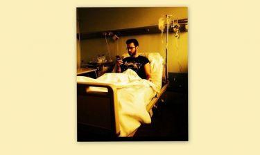 Το μήνυμα του Τσιμιτσέλη μέσα από το νοσοκομείο
