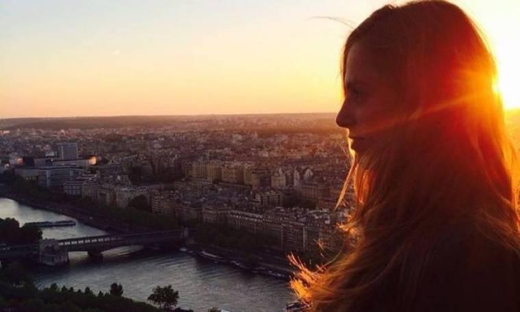 Νέες φωτογραφίες της Ντορέττας από το Παρίσι!