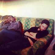 Οι πρωταγωνιστές του «Μπρούσκο» το έριξαν στον ύπνο!