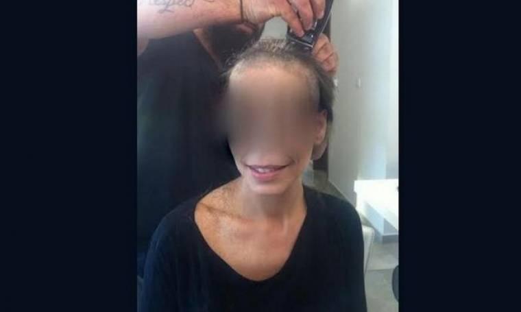 Ε… όχι: Ποια νεαρή Ελληνίδα ηθοποιός ξυρίσε τα μαλλιά της; (Nassos blog)