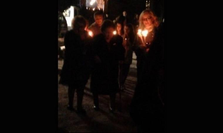 Εικόνες: Δείτε πως είναι η Αγγελική Νικολούλη μετά την έξοδό της απο το νοσοκομείο (Nassos blog)