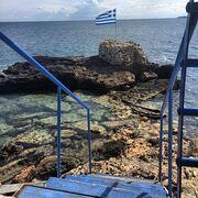 Τζένη Μπαλατσινού-Πέτρος Κωστόπουλος: Φωτογραφίες από τις διακοπές του Πάσχα στη Μεσσηνία