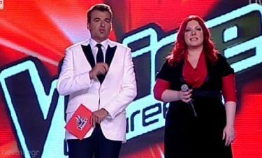 Ο Αντώνης Ρέμος έδιωξε την Τζωρτζίνα από το «The Voice»