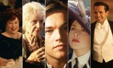 Οι πρωταγωνιστές της ταινίας «Τιτανικός» τότε και τώρα (pics)