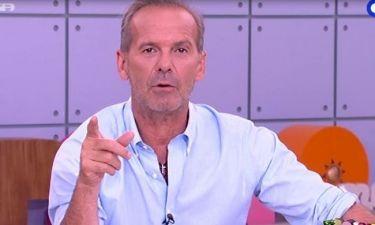 Κωστόπουλος για Λιάγκα: «Όταν έχεις παραπανίσια κιλά, δεν φοράς λευκό αλλά μαύρο να κόβει»