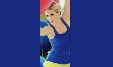Έλενα Παπαβασιλείου: Συμβουλές διατροφής και ασκήσεις για κορμί που κολάζει!