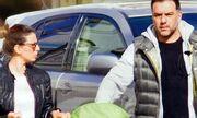 Αρναούτολγου – Κόκλα: Πάσχα στη Νάξο με το γιο τους!