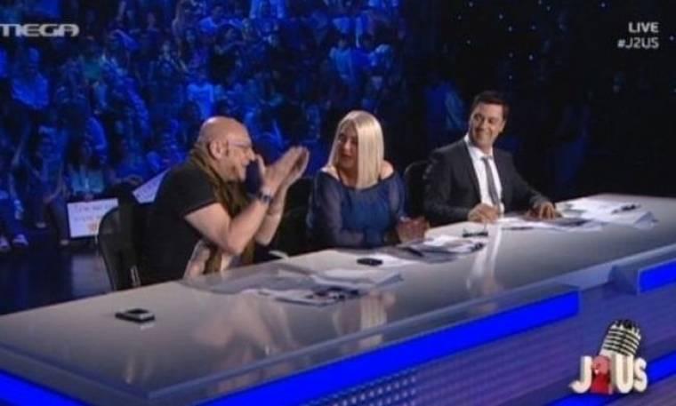 Ρούλα Κορομηλά: Ο τσαμπουκάς στο διάλλειμα με τον Αρβανίτη και το «στέγνωμα» (Nassos blog)