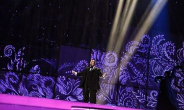 Eurovision 2014: Ο εκπρόσωπος του Βελγίου δεν έκρυψε τον ενθουσιασμό του