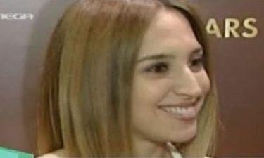 Η αμηχανία της Πανταζή on camera όταν την ρώτησαν για τον έρωτά της με τον Παπαδημητράκη