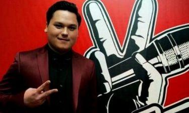 Ο πατέρας του Γιούρι ξεκίνησε διαφημιστική καμπάνια για να κερδίσει το «The Voice»