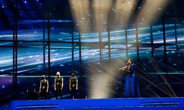 Eurovision 2014: Η τραγουδίστρια της Σλοβενίας και το φλάουτο