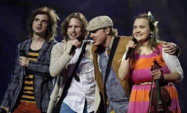 Eurovision 2014: Λετονία: Με φωνητικά λάθη στη δεύτερη πρόβα τους!