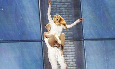 Eurovision 2014: Εσθονία: Με ακροβατικά και φωτορυθμικά στη δεύτερη πρόβα!