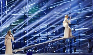 Eurovision 2014: Ρωσία: Με ακροβατικά πάνω σε τραμπάλα!