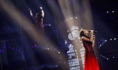 Eurovision 2014: Αζερμπαϊτζάν: Με χορεύτρια κρεμασμένη στη σκηνή στη δεύτερη πρόβα!