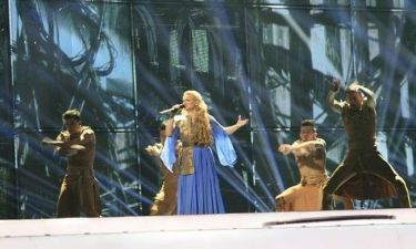 Eurovision 2014: Μολδαβία: Με gothic σκηνικό και πολλά προβλήματα στην δεύτερη πρόβα!