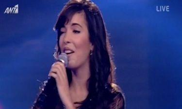 «The Voice»: H Γαλλίδα σταρ Indila στην σκηνή του ημιτελικού!