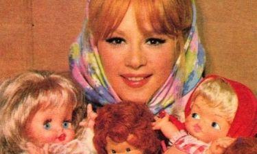 Όταν η Αλίκη Βουγιουκλάκη έγινε κούκλα 48 χρόνια πριν!