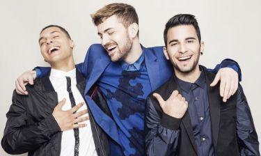 Freaky Fortune: «Η Eurovision είναι μια γιορτή μουσικής»