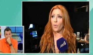 Έλενα Παπαρίζου: «Επιμένω ελληνικά, αλλά χρειαζόμουν κι εγώ λίγο τον χρόνο μου»