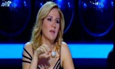 Μπέσυ Μάλφα: «Προσαρμόστηκα σχεδόν αμέσως στον ρόλο του κριτή»