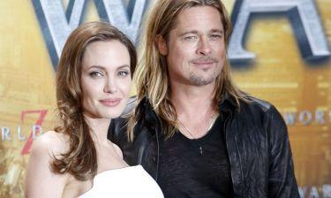 Angelina Jolie: Επιτέλους παντρεύεται τον Brad Pitt!
