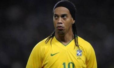 Βραζιλία: Αποκλείστηκε ο Ροναλντίνιο!