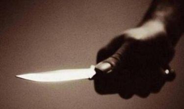 Τραγωδία: Μαχαίρωσε τη γυναίκα του και την άφησε να αργοπεθαίνει