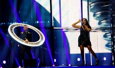 Eurovision 2014: Ρουμανία: Το τρικ με την τραγουδίστρια και οι πεταλούδες