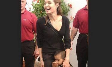 Καλέ πως μεγάλωσε ο γιος της Angelina Jolie και του Brad Pitt;
