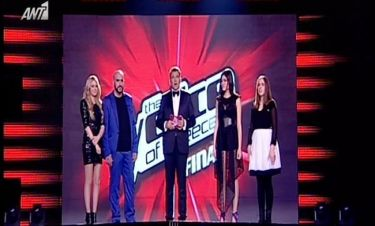 The Voice: Η πρώτη αποχώρηση από τον τελικό!