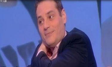 Βασίλης Δρυμούσης: «Θα έλεγα στην Κορομηλά ότι πρέπει να φύγει σιγά-σιγά από την τηλεόραση»