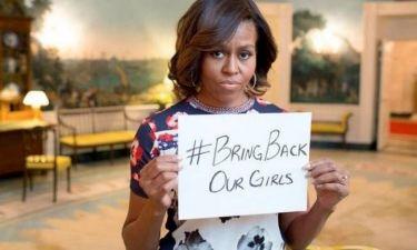 Εξοργισμένη η Μισέλ Ομπάμα από την απαγωγή στη Νιγηρία (βίντεο)