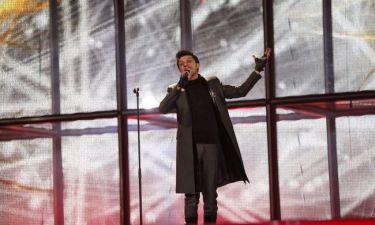 Eurovision 2014: Αρμενία: Γέμισε την σκηνή με την ερμηνεία του