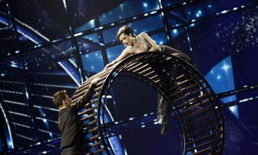 Eurovision 2014: Ουκρανία: Η εντυπωσιακή εμφάνιση με τον τροχό