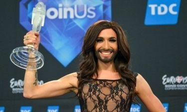 Eurovision 2014: Τα πρώτα λόγια της εκκεντρικής νικήτριας