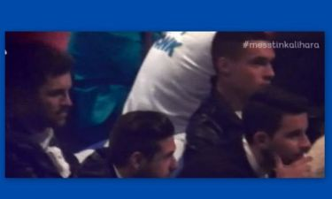 Eurovision 2014: Καλημέρης:«Έπαθαν σοκ! Στο green room ήταν σε κακή κατάσταση»