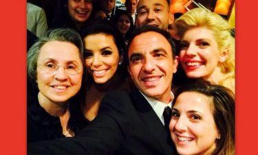 Η selfie της Longoria με την οικογένεια και τη μαμά του Αλιάγα!