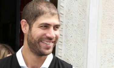 Παναγιώτης Βασιλόπουλος: «Ανυπομονώ να έρθει η μέρα του γάμου»