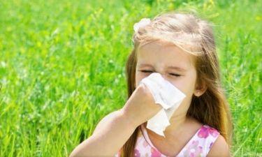 Aλλεργική ρινίτιδα στο παιδί. Συμπτώματα και θεραπεία. Γράφει η παιδίατρος Μαριαλένα Κυριακάκου
