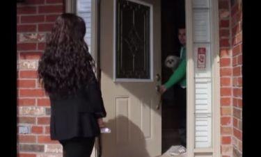 Εκλογές 2014: Πόρτα, πόρτα μάζεψε τις ψήφους