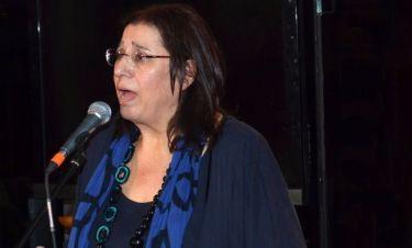 Η Μαρία Φαραντούρη παρουσίασε το CD της