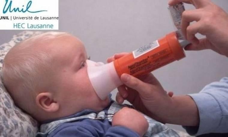 Έρευνα: Τα μικρόβια μπορούν να βοηθήσουν στην πρόληψη του άσθματος στα παιδιά!