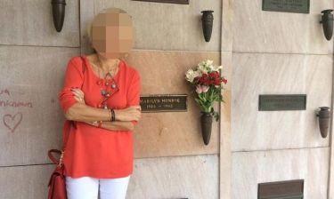 Ποια γνωστή Ελληνίδα πήγε λουλούδια στον τάφο της Marilyn Monroe;