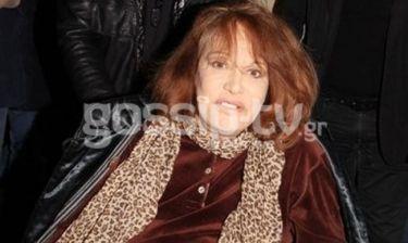 Η εμφάνιση της Μαίρης Χρονοπούλου μετά από καιρό!