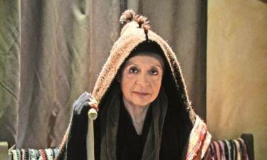Η Όλγα Δαμάνη μιλά πρώτη φορά για τον βουβό ρόλο της Βαγγελιώς στο Κάτω Παρτάλι!