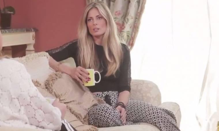 Κατερίνα Λάσπα για τη σχέση της με τον Στέφανο Σαρτίνι: «Θα την ξανάκανα αυτή τη σχέση»